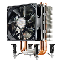 Cooler Master Hyper TX3i Ventilateur - Noir, Argent