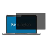 """Kensington Filtre de confidentialité fixe à 2 directions pour ordinateurs portables 15,6"""" 16:9 Filtre écran"""