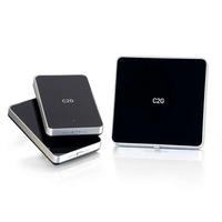 C2G DRAADLOZE A/V-SET VOOR HDMI-APPARATEN MET 2 ONTVANGERS AV ontvanger - Zwart
