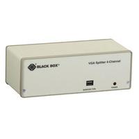Black Box VGA Video Splitters Videosplitter - Wit