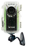 Brinno TLC200 f1.2, 1.3MP, CMOS, 1280x 720, SD + ATH110 + AWM100 - Zwart, Groen