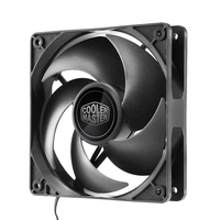 Cooler Master Silencio FP 120 Ventilateur - Noir