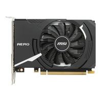 MSI GeForce GT 1030 AERO ITX 2G OC Videokaart - Zwart, Wit