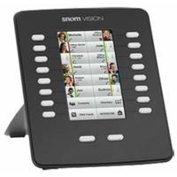 Snom Vision Module IP add-on - Noir