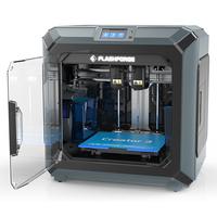 Flashforge Creator 3 Imprimante 3D - Noir,Gris