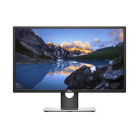 "DELL UltraSharp UP2718Q 27"" 4K HDR IPS Moniteur - Noir, Argent"