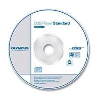 Olympus DSS Player Standard Dictation Module, CD-ROM, Single User Licence Spraakherkenningssoftware