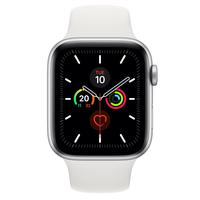 Apple Watch Series 5 44mm Zilver Smartwatch