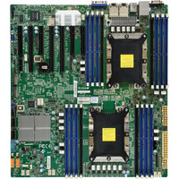 Supermicro X11DPH-T Server/workstation moederbord