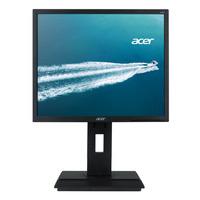 Acer B6 B196LAymdr Monitor - Grijs