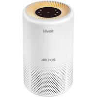 Archos 100% Ozone Free, Pre-Filter, HEPA, Activated Carbon Filter, 3 Fan speeds, 15m² Purificateur d'air - Blanc