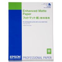 Epson Enhanced Matte Paper, DIN A2, 192g/m², 50 Vel Grootformaat media