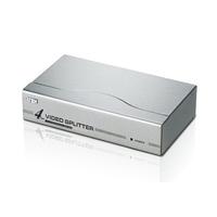 ATEN 4-poorts VGA-splitser(350MHz) Videosplitter - Zilver