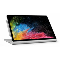 Microsoft Surface Book 2 i7 16GB RAM 1TB SSD - QWERTY Laptop - Zilver