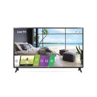 "LG 43"", 1920 x 1080, 400cd/m², HDMI In (1.4), USB (2.0), RF In, AV In, Digital Audio Out, PC Audio Input , RS-232C, ....."