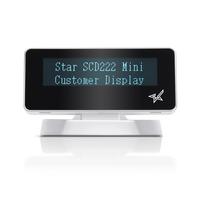 Star Micronics SCD222U Afficheurs sur pied - Blanc