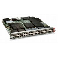 Cisco Express Forwarding 720 10/100/1000 Interface Module Modules de commutation réseau - Refurbished B-Grade