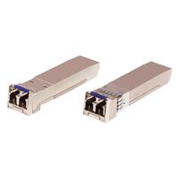 ATEN Module SFP+ fibre mode simple/10km 10G Modules émetteur-récepteur de réseau - Acier inoxydable