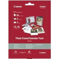 Canon Photo Frame / Calendar Pack Papier photo
