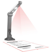 Kodak Alaris SceyeX A3 PRIMEflash Document camera's - Grijs, Zilver