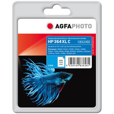 AgfaPhoto APHP364CXLDC Inktcartridges