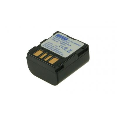 2-Power VBI9656A Batterijen voor camera's/camcorders