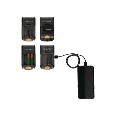 2-Power UDC5001A-EU Chargeurs de batterie
