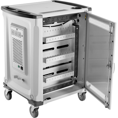 HP 1HC89AA Wagens en kasten voor management van draagbare apparatuur