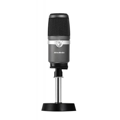AVerMedia 40AAAM310ANB Microfoons