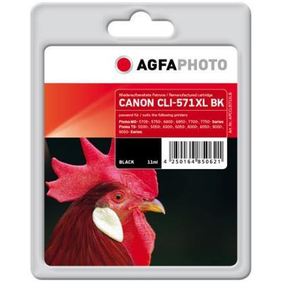 AgfaPhoto APCCLI571XLB Inktcartridges