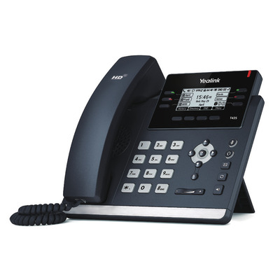 Yealink T42S IP telefoons