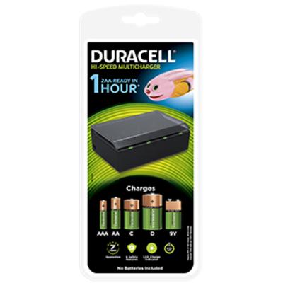 Duracell CEF22-EU Batterij-opladers