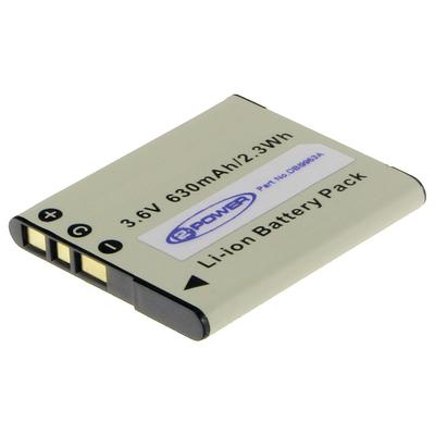 2-Power DBI9953A Batteries de caméra/caméscope