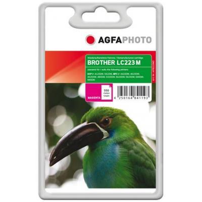 AgfaPhoto APB223MD Inktcartridges