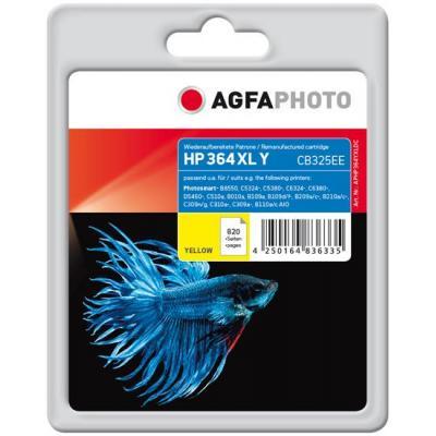 AgfaPhoto APHP364YXLDC Cartouches d'encre