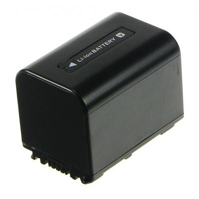 2-Power VBI9706B Batteries de caméra/caméscope