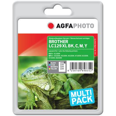 AgfaPhoto APB129SETD Inktcartridges