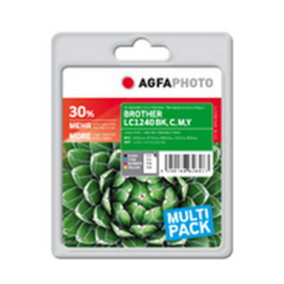 AgfaPhoto APB1240SETD Inktcartridges
