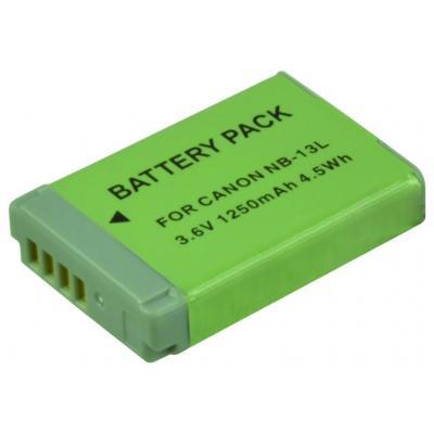 2-Power DBI1001A Batterijen voor camera's/camcorders