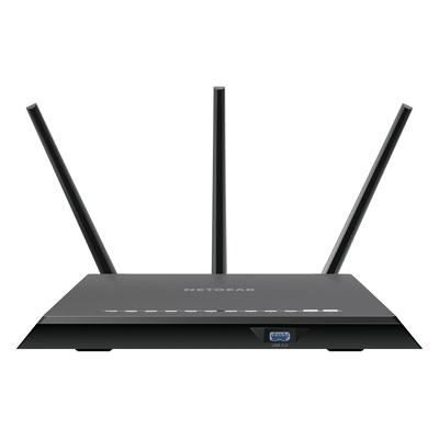 Netgear R7000-100PES wireless routers