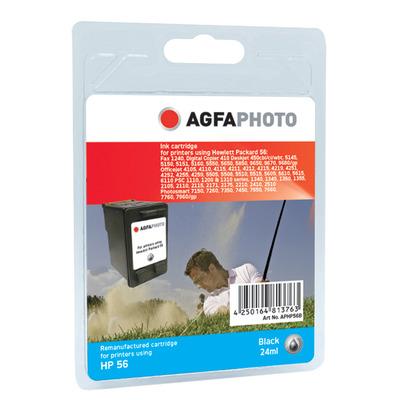 AgfaPhoto APHP56B Cartouches d'encre