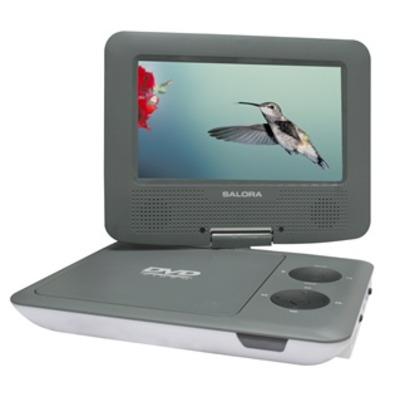 Salora DVP7009SW Lecteurs DVD/Blu-Ray portables