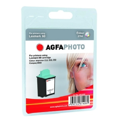 AgfaPhoto APL60C Inktcartridges