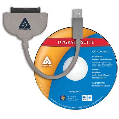 Apricorn ASW-USB3-25 Interfacekaarten/-adapters