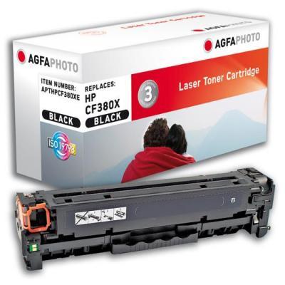 AgfaPhoto APTHPCF380XE toners & laser cartridges