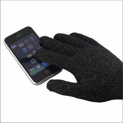 Azuri AZTOUCHGLOVES-BLK Touchscreenhandschoenen