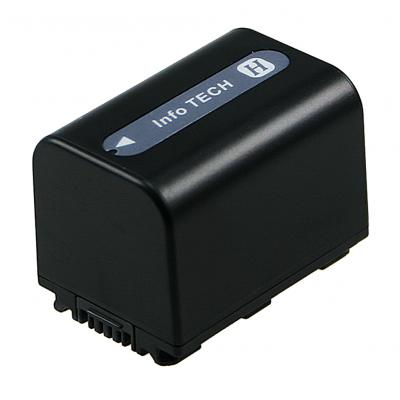 2-Power VBI9700B Batteries de caméra/caméscope