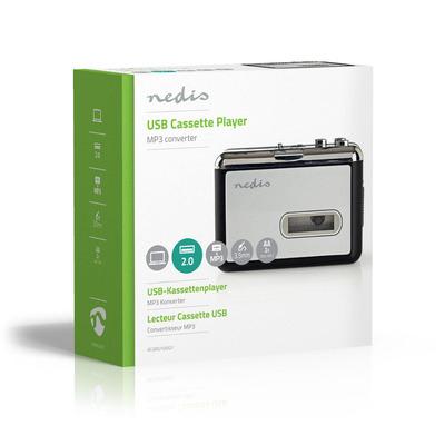Nedis ACGRU100GY Lecteurs et enregistreurs MP3/MP4