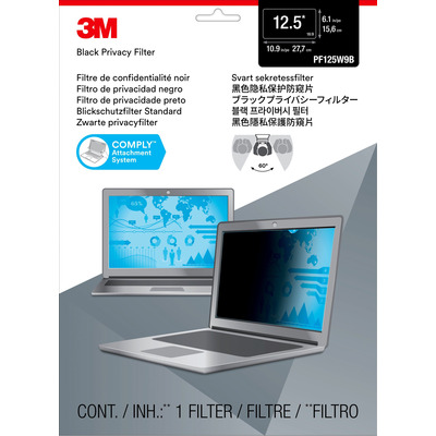 3M 7000015890 Filtres anti-reflets pour écran et filtres de confidentialité
