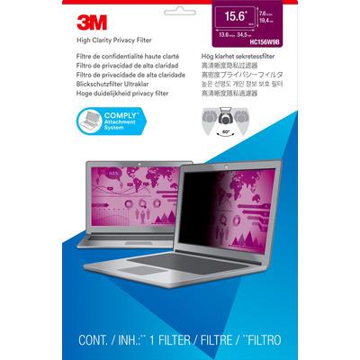 3M 7100138483 Filtres anti-reflets pour écran et filtres de confidentialité